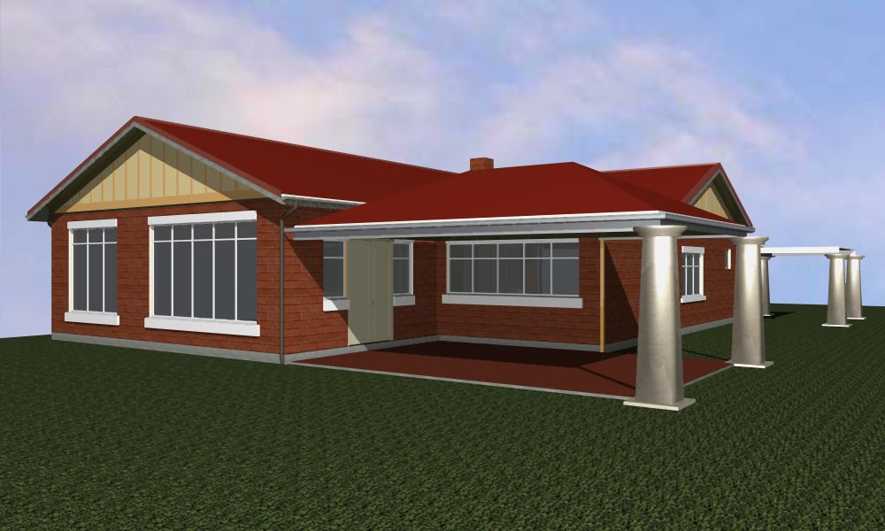 Small lot house design 3d design drafting adelaide for Design homes adelaide