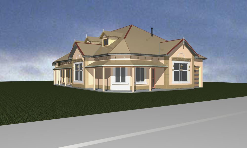Two Storey Design - Braund Road