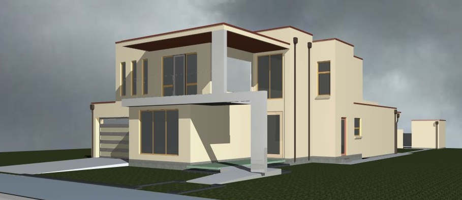 Two Storey Design - Eton Road