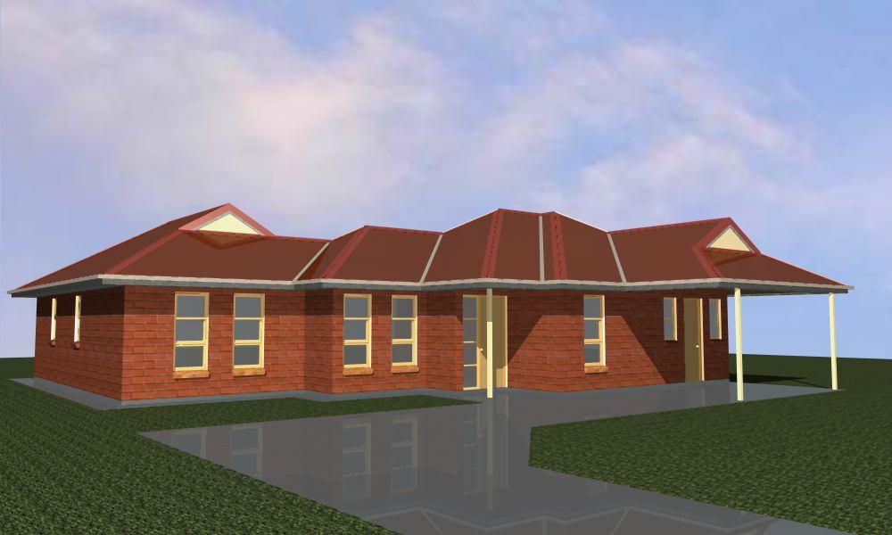 Single Storey Design - Huntriss St.