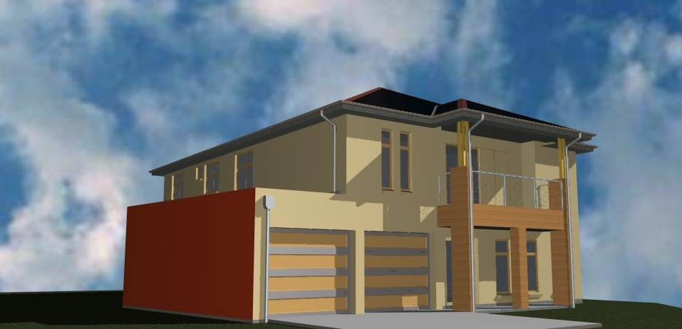 Two Storey Design - Parkhouse Ave.