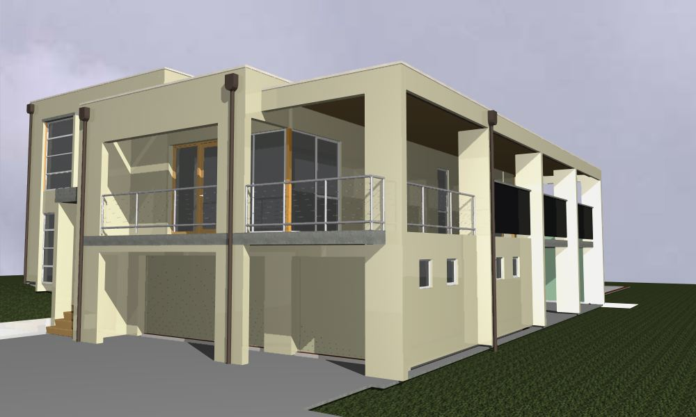 Two Storey Design - Raphael Ave.