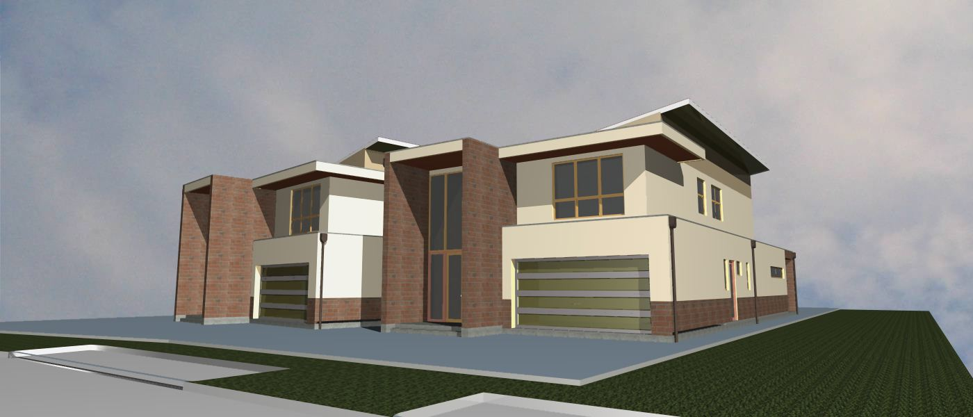 Two Storey Design - Riverside Dr.