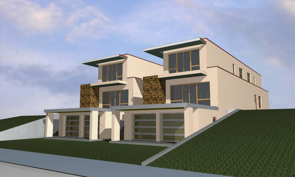 Two Storey Design - Seaview Road