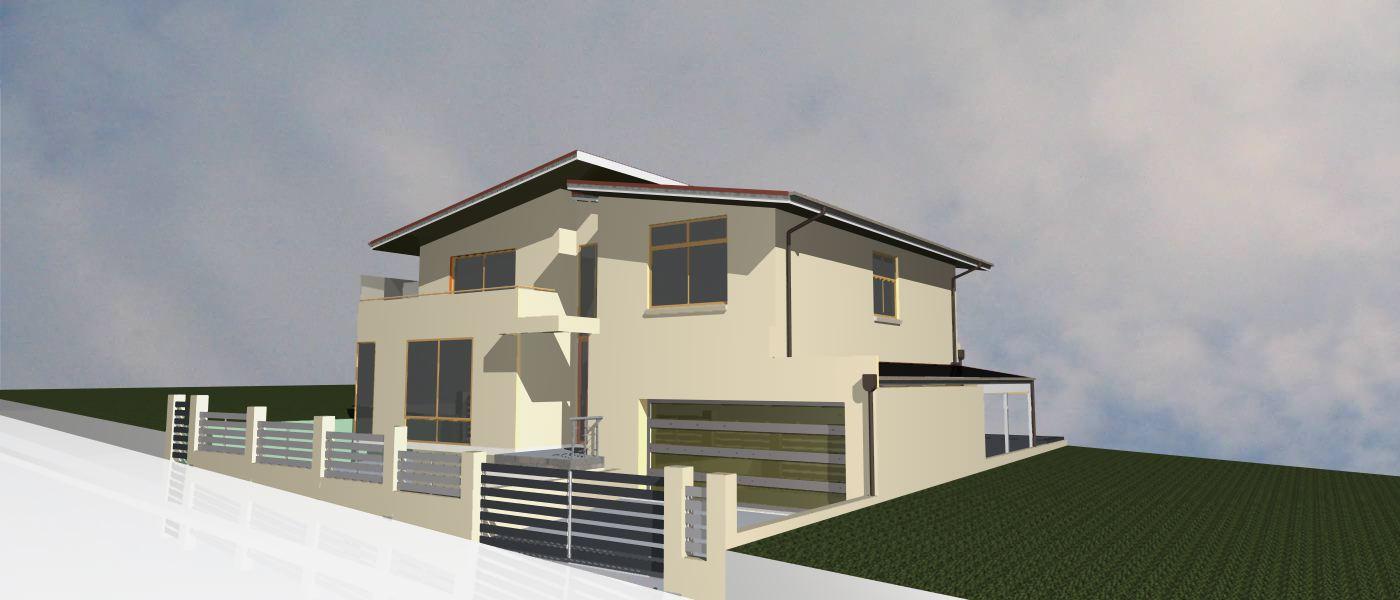 Two storey design 3d design drafting adelaide for Beach house designs adelaide
